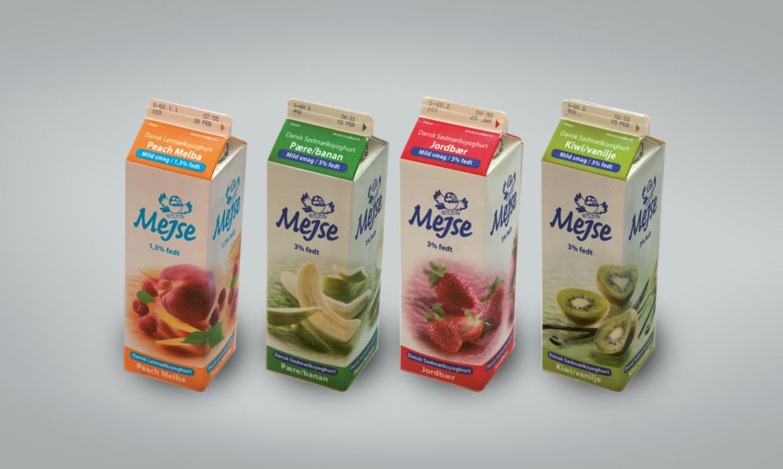 Kreativ linie Arla Mejse Yoghurt